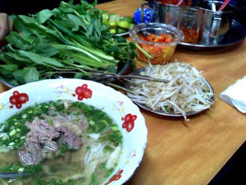 Pho Tai Nam Sach