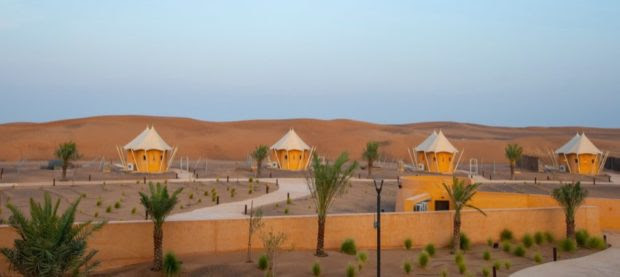 Fascinating Boutique Desert Resorts by the Sharjah Collection in the UAE