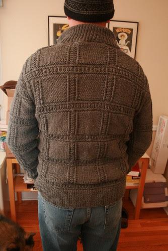 Ken's Sweater - for Ravelry