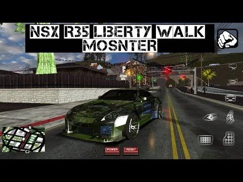 6200 Mod Mobil Liberty Walk Gta Sa Android Gratis Terbaru