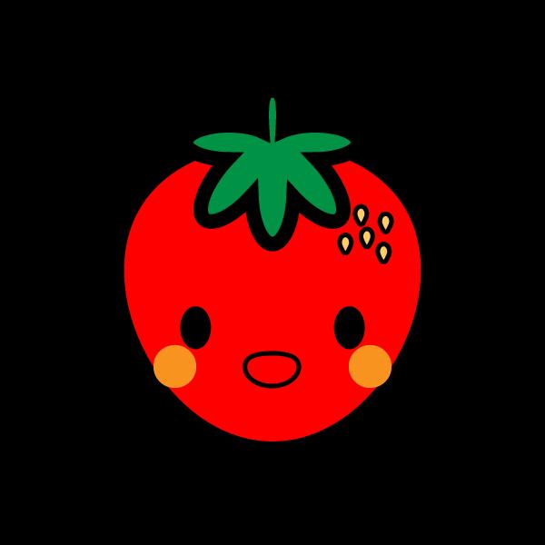 かわいいイチゴの無料イラスト商用フリー オイデ43