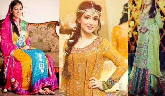 Fashion & Style: New Fashionable Wedding-Bridal-Mehndi