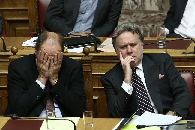 Σταθάκης και Κατρούγκαλος στη Βουλή (intimenews)
