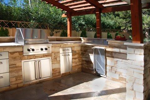 Outdoor Kitchen Designs & Ideas - Landscaping Network