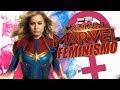 Capitana Marvel, el panfleto feminista que tiene harto al público estadounidense.