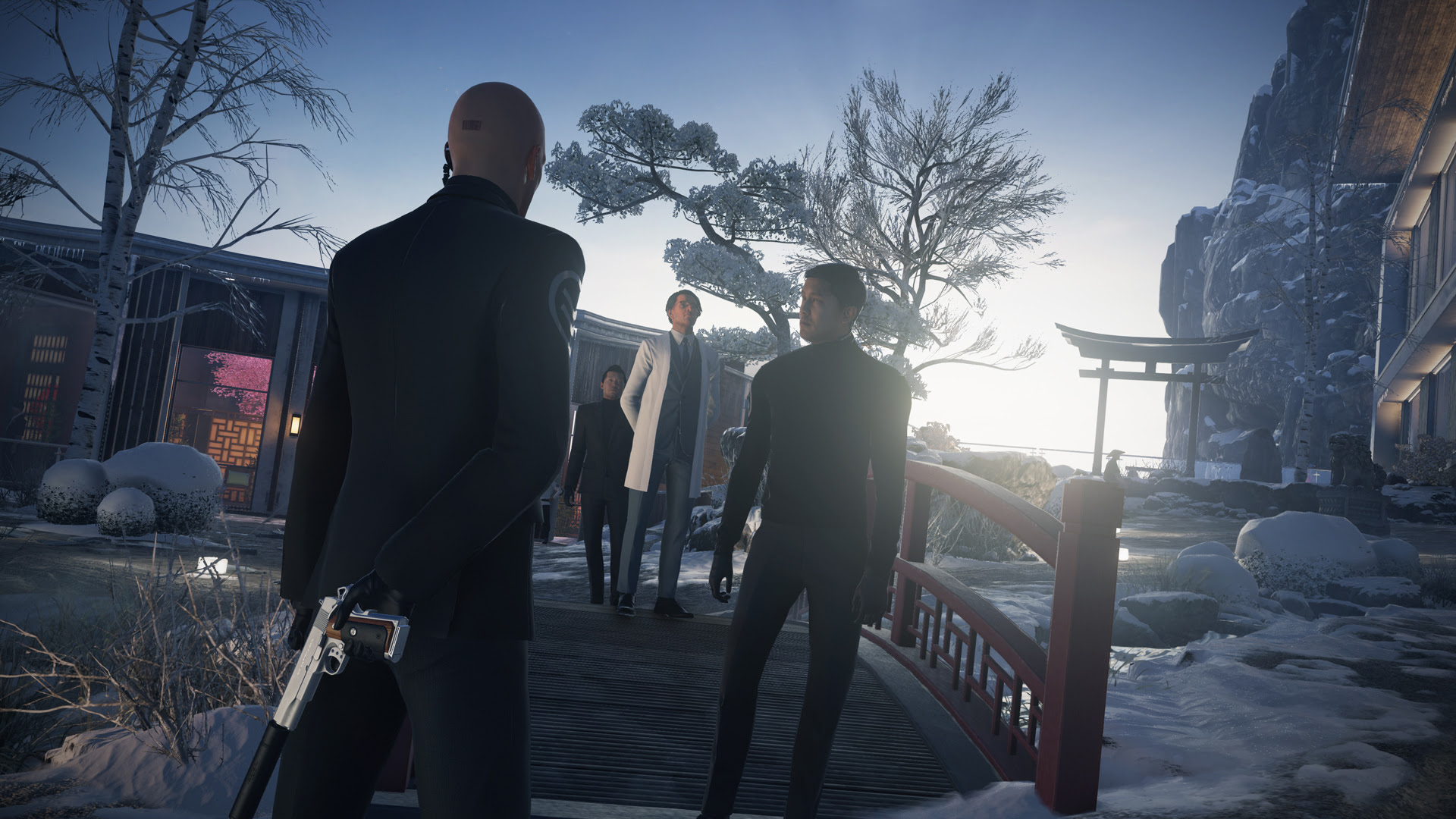 Hitman is starting to get into player-curated contracts screenshot