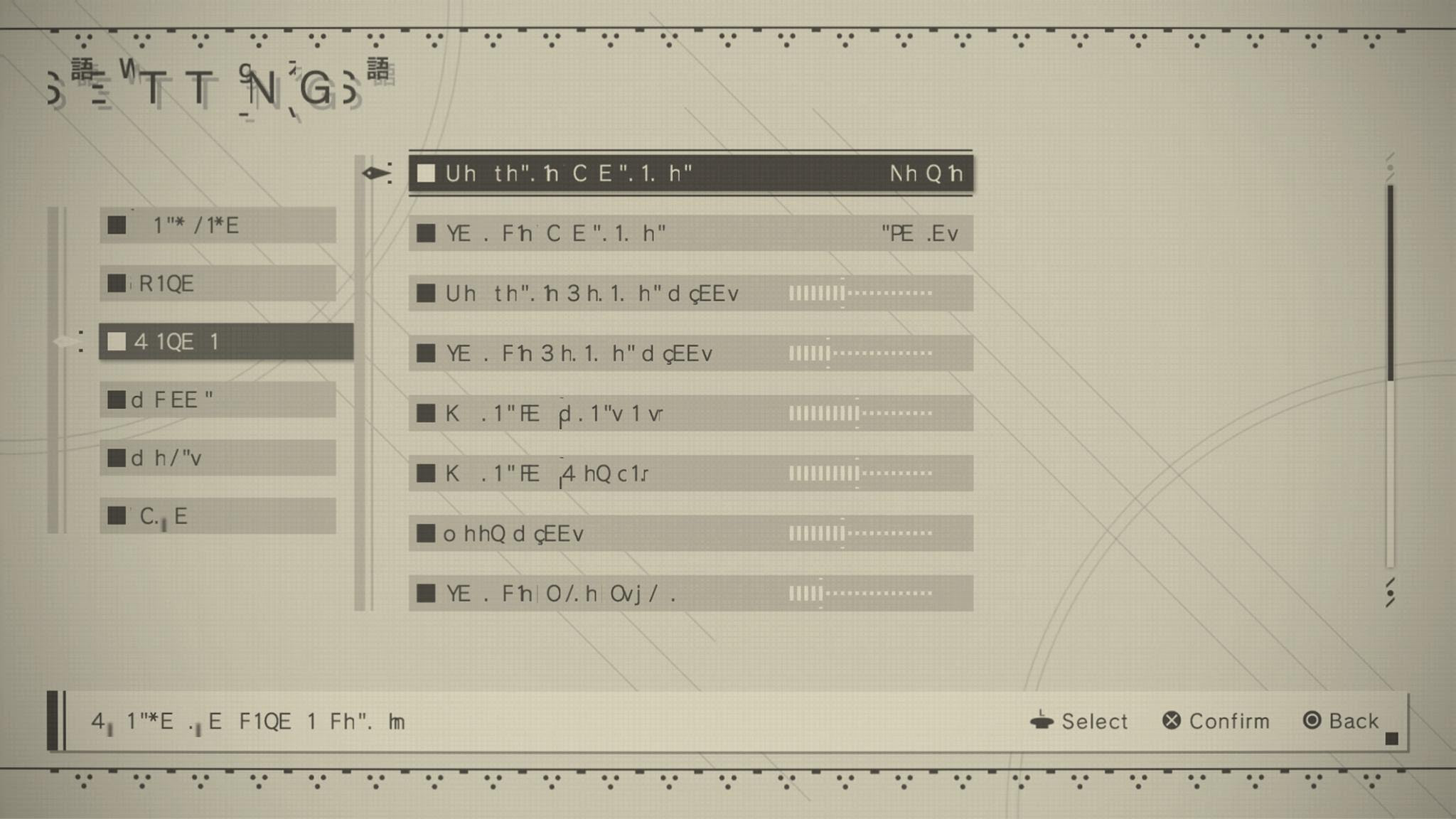 People are still having issues with NieR: Automata on PC screenshot
