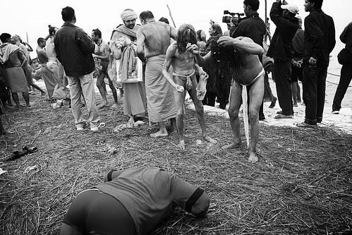 Naga Sadhus Shahi Snan Maha Kumbh Prayag by firoze shakir photographerno1
