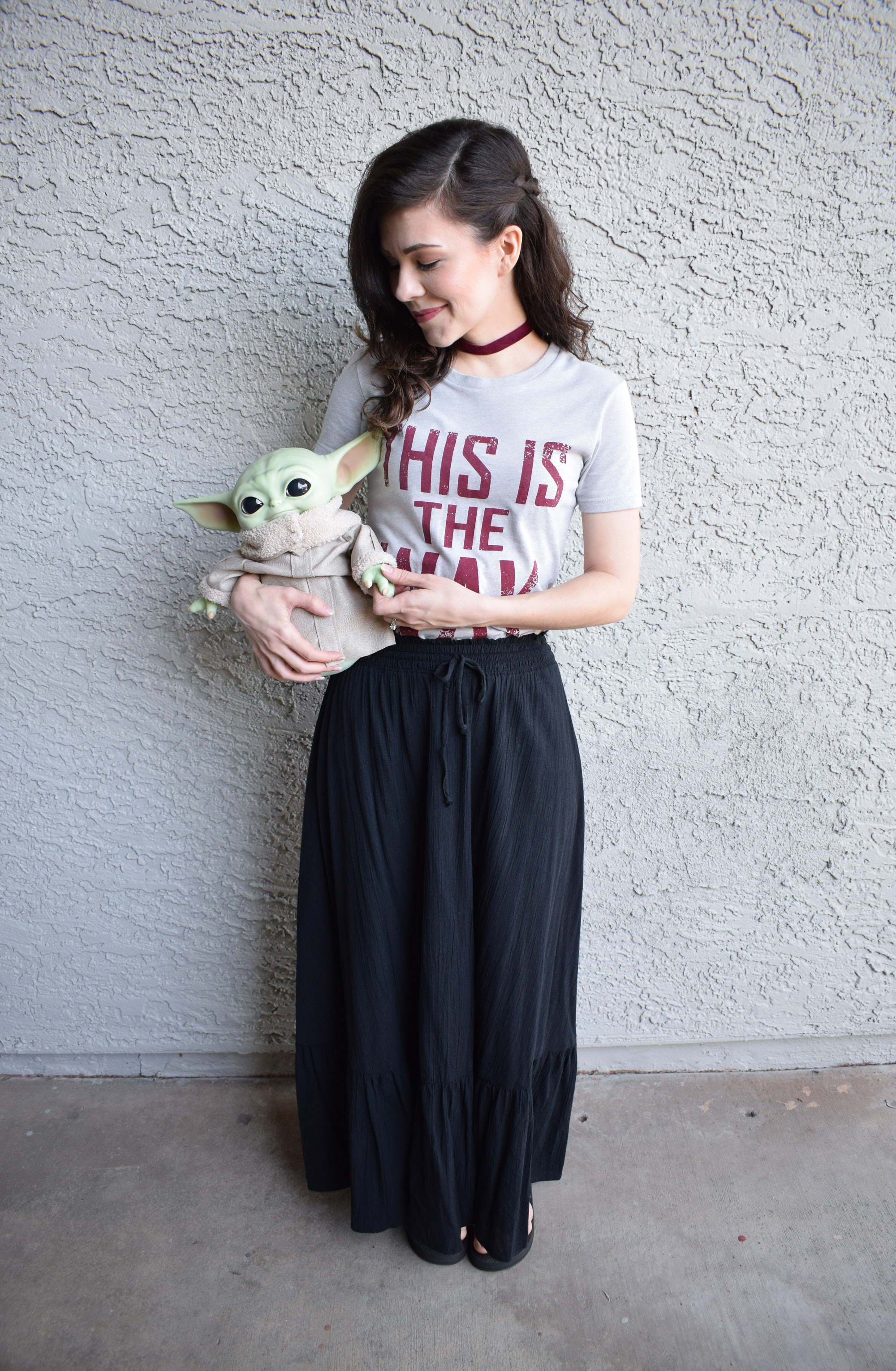 Star Wars OOTD: This Is The Way