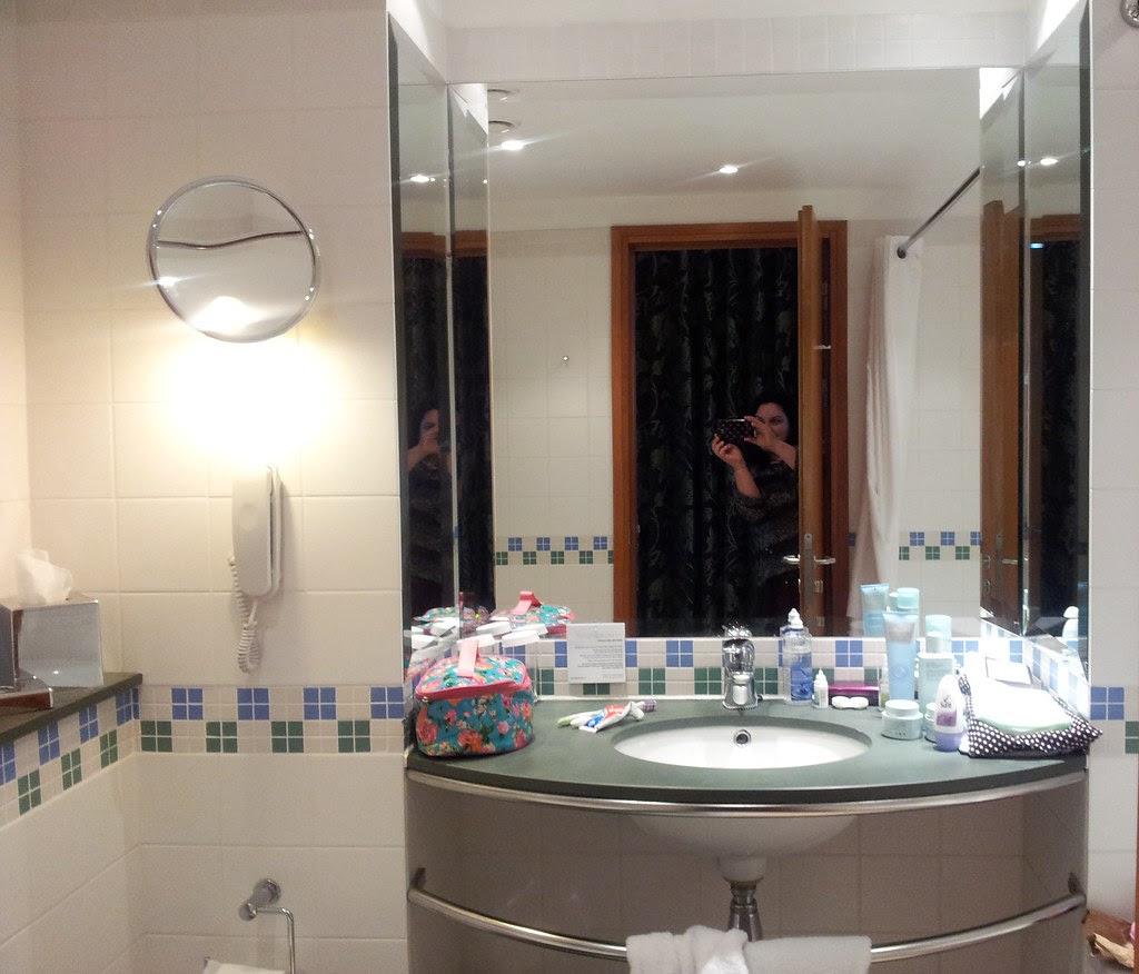 Bathroom 2  at St David's Hotel and Spa