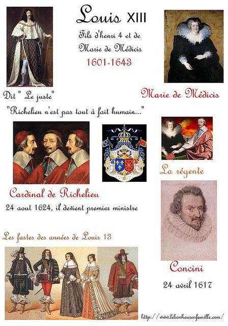 AAAAAAAAAAAAAAAAAAAfiche Louis 13 et Richelieu