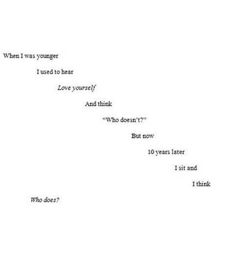Love Tumblr Suicidal Suicide Quotes Alone Young Broken Think Dark