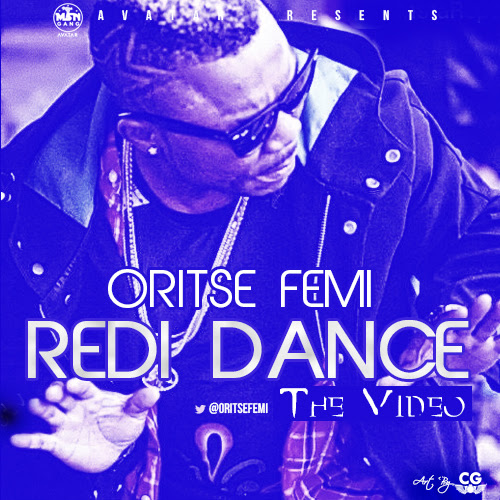 ORITSE FEMI - REDI DANCE VIDEO