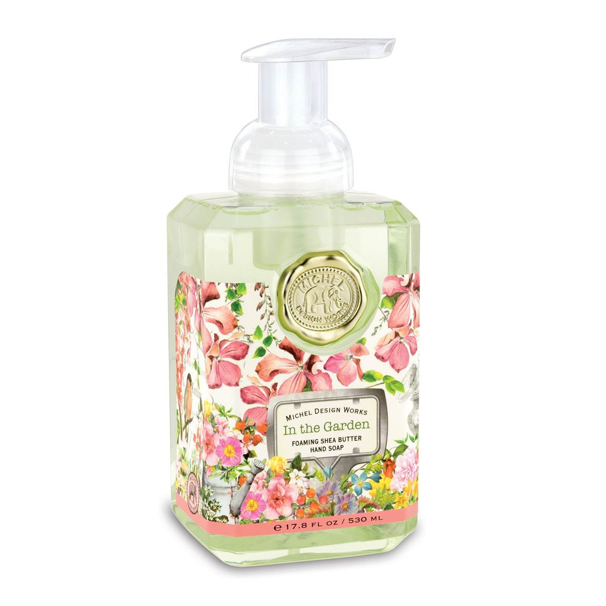Foaming Hand Soap By Michel Design Works In The Garden