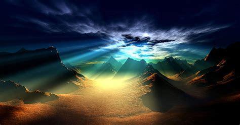 foto gunung  gambar pegunungan  indah  spektakuler