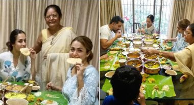 Onam 2020: Malaika Arora Shares Her Delight On Meeting Her Parents After Five Months and Enjoying a Festive