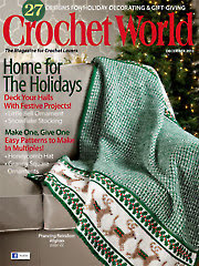 Crochet World December 2013 - Electronic Download