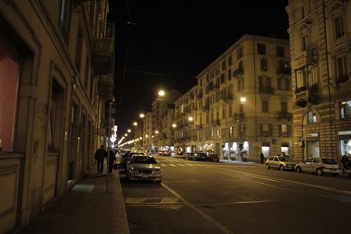 Street of Torino