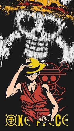 Graffiti One Piece Keren