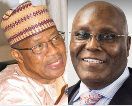 "Babangida To Atiku: ""Forget Your Presidential Ambition"". Angry Atiku Shuns Press"