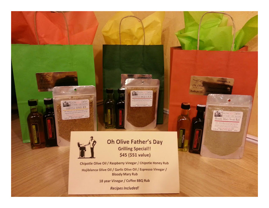 Oh Olive Fathers' Day Special