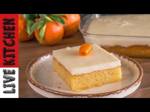 Πορτοκαλόπιτα (Βίντεο)