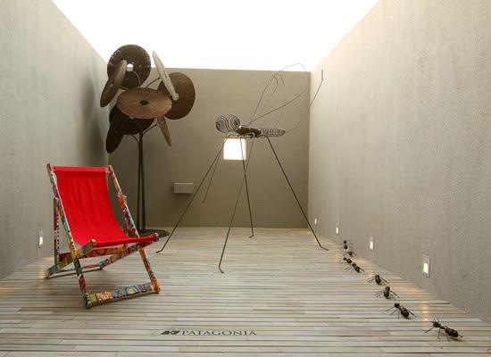 Casa FOA 2009: Espacio N°24, Espacio Lúdico, La Mersa, Arquitectura, Diseño, Colores, materiales