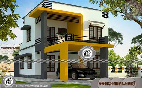 modern box house design collections  budget double