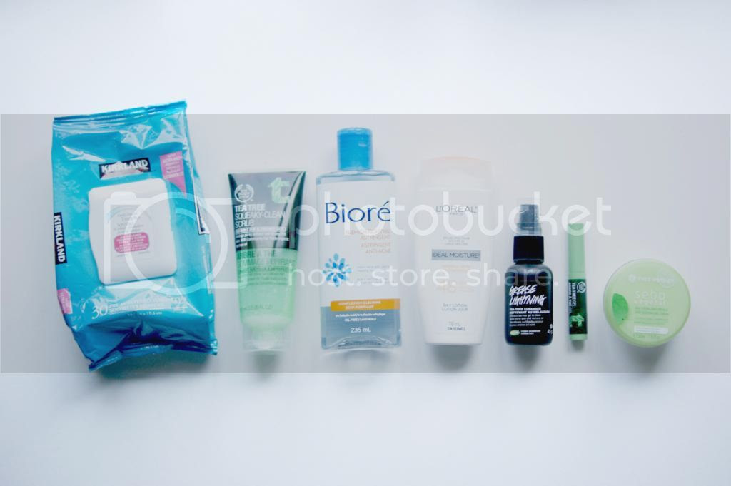 Current Summer Skincare Favourites