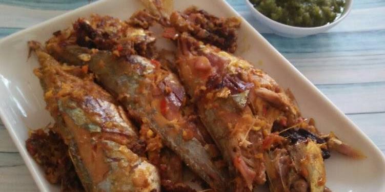 Resep Ikan Bakar Padang Oleh Wilda Wily