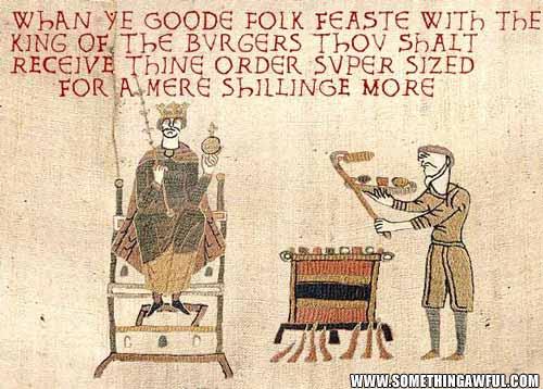 Bayeux Burger King