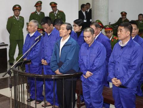 Trực tiếp, xét xử, Dương Chí Dũng