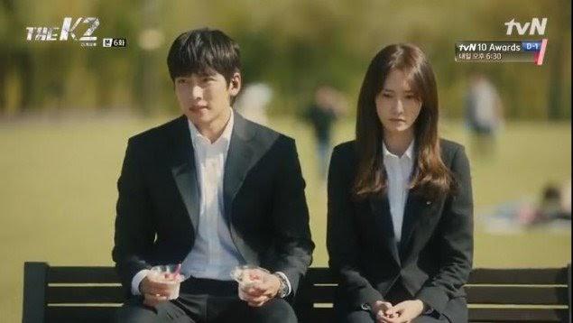 Drama Korea K2 Ost