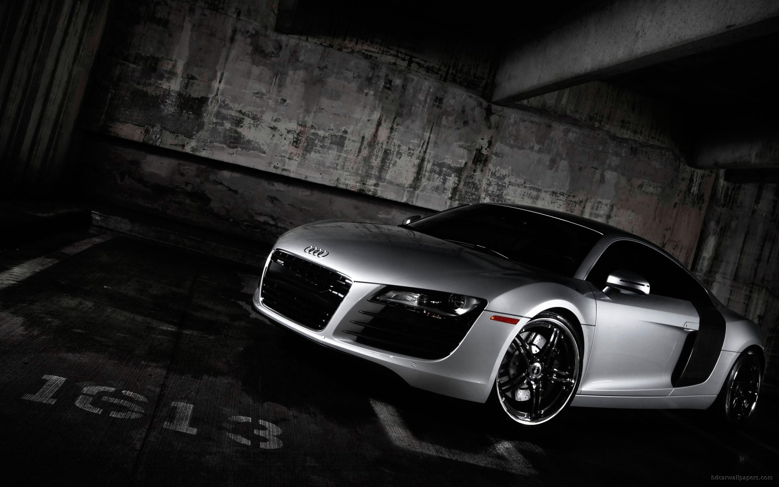 Audi R8 HD Widescree