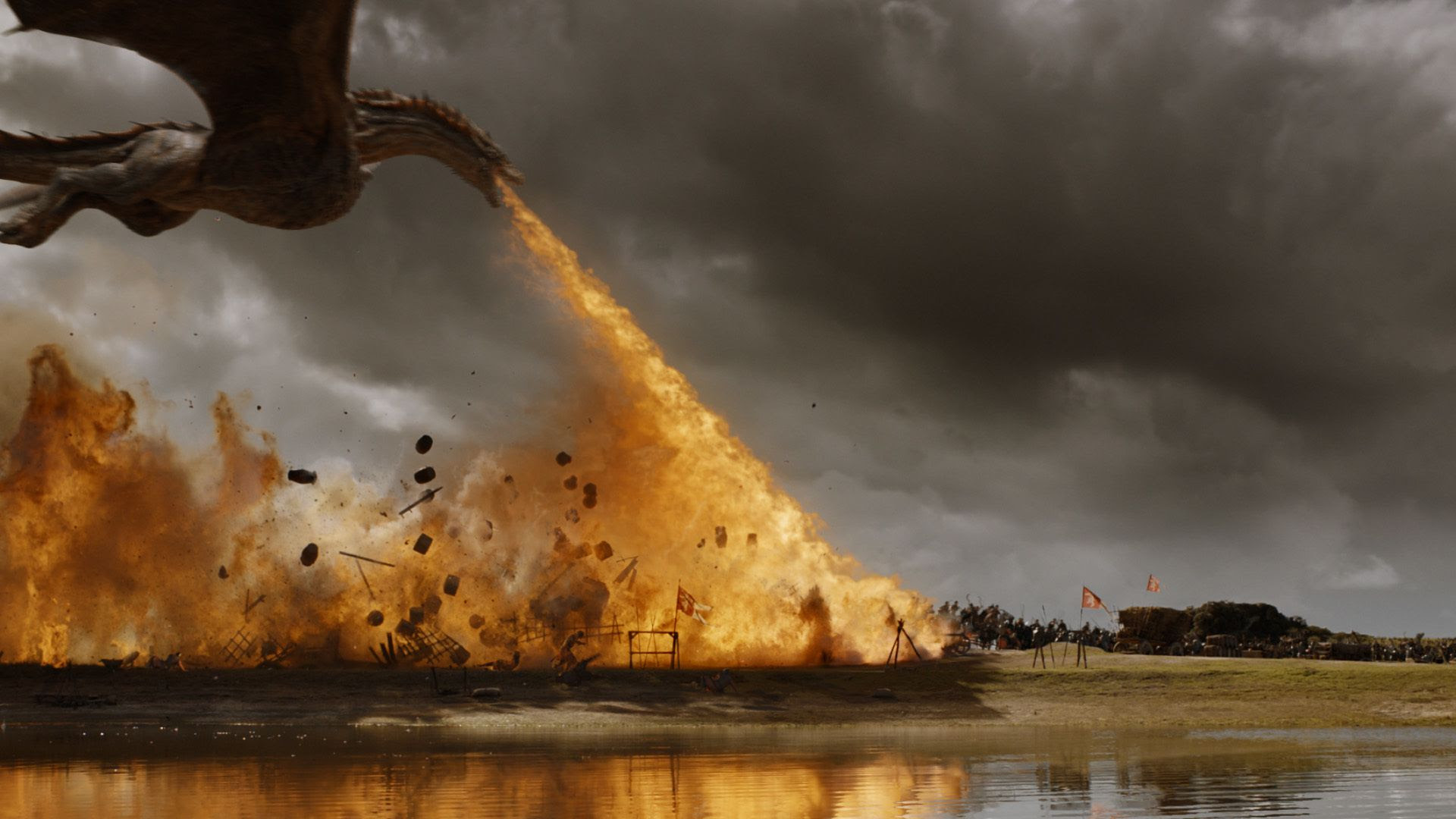 Ranking The Best Game Of Thrones Battle Scenes The Boston Globe