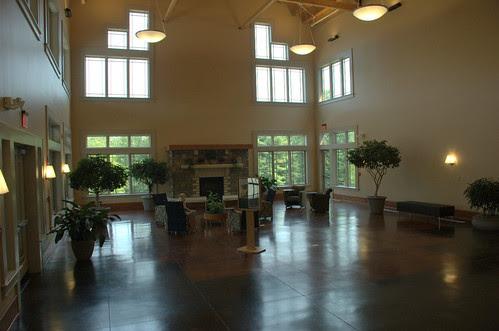 Great Room, Baker Exhibit Center