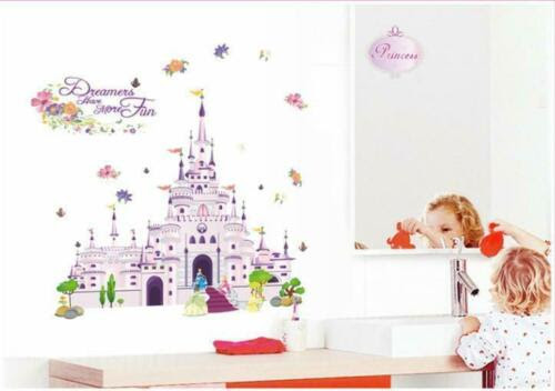 Kindermobel Wohnen Wandtattoo Wandposter Kinderzimmer Disney Schloss Prinzessin 85 X 100 W132 Mobel Wohnen A2privathospital Dk