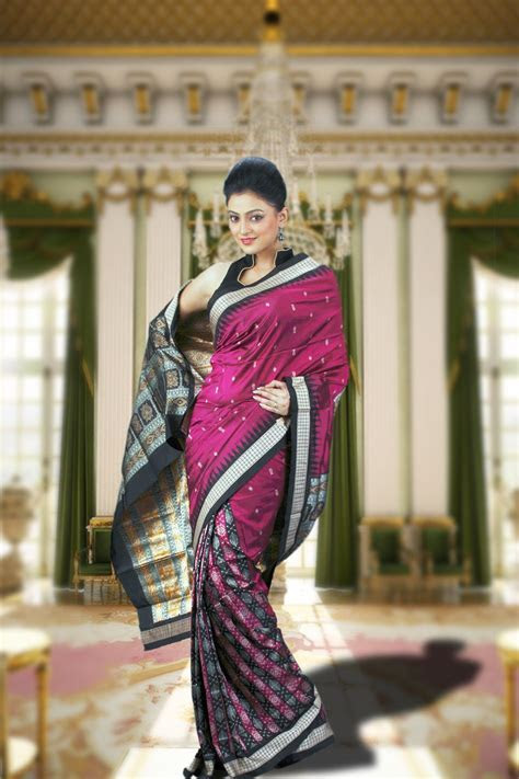 Spectacular sambalpuri silk    Cloud 9 saree collection