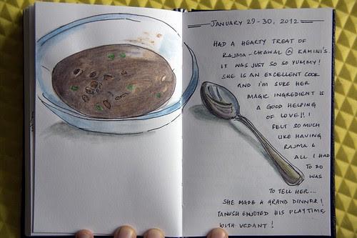 Rajma (Kidney Beans) by teshionx
