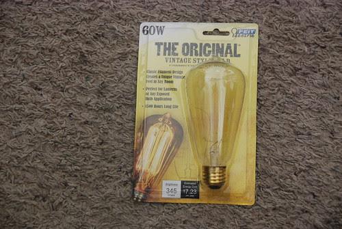 edison vintage bulb