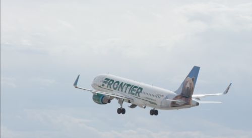 Frontier Airlines Partners with Visit Orlando for a Unique Promotion, Vacation Giveaway