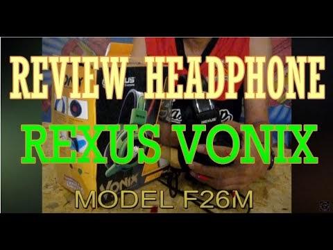 blog andi_layau: review headphone rexus vonix f26m1