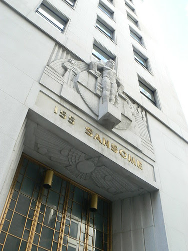 former San Francisco Stock Exchange