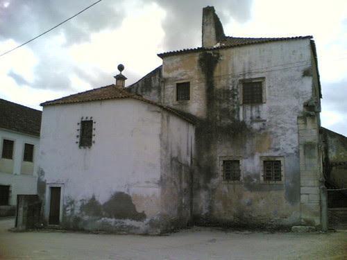 Convento de Tentúgal: Traseiras