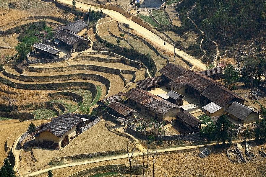 nhà của người Mông