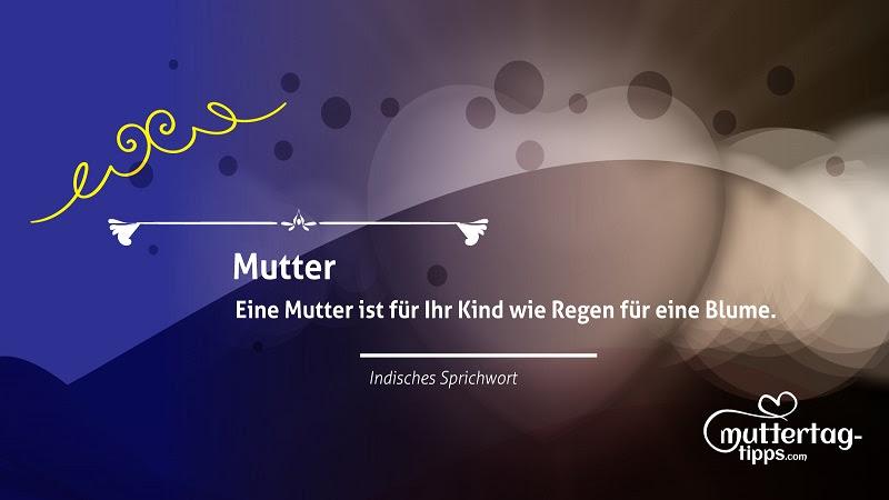 Muttertagsprüche Sprüche Zum Muttertag 2017