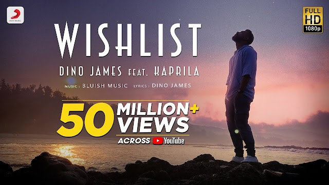 Dino James – Wishlist feat Kaprila | Official Music Video - Dino James Feat. Kaprila Lyrics