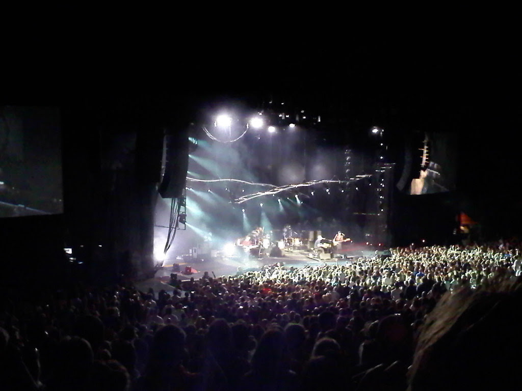 Coldplay in full force