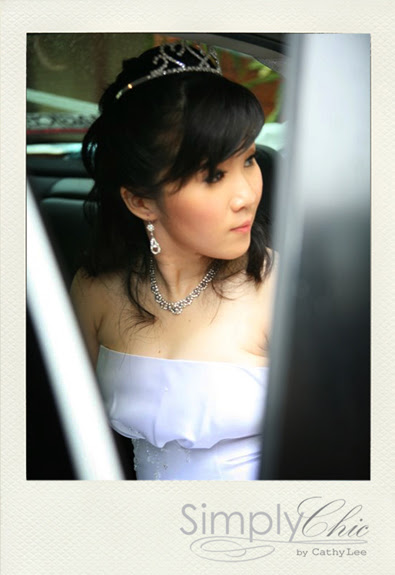 Wee Fang ~ Wedding Day