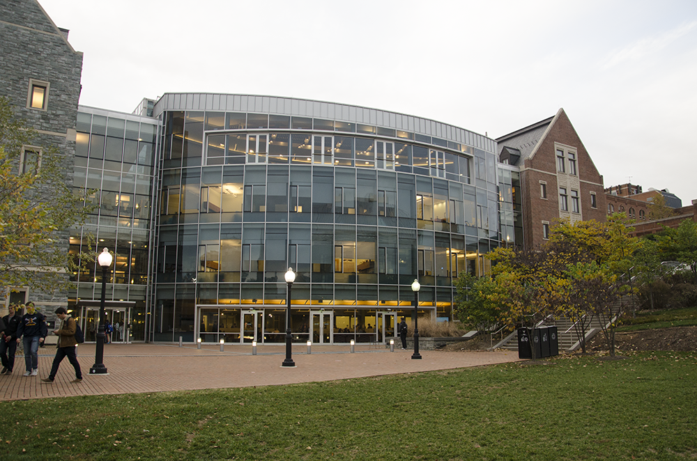 Image result for georgetown mcdonough campus